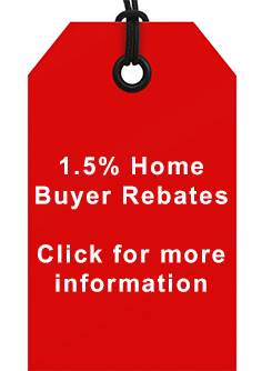 1.5% Rebate for Buyers